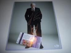 Jay Leno Famous Night Time Tv Host,2 Jsa/coa Signed 11x14 Photo