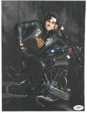 Jay Leno Signed Authentic Autographed 8.5X11 Photo JSA #E51267