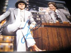JAY LENO SIGNED AUTOGRAPH 8x10 PHOTO THE TONIGHT SHOW PROMO LATE NIGHT COA NY H
