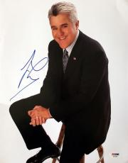 JAY LENO SIGNED AUTOGRAPHED 11x14 PHOTO THE TONIGHT SHOW PSA/DNA