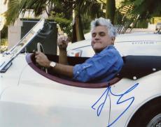 Jay Leno Signed Autographed In Car 8x10 Photo W/coa