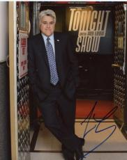 Jay Leno Signed Autographed The Tonight Show 8x10 Photo W/coa
