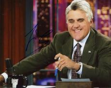 Jay Leno Signed Autographed W/ Sharpie 8x10 Photo W/coa