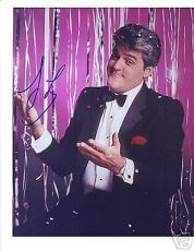 Jay Leno-signed photo