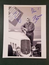 Jay Leno-signed photo-69