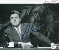 Jay Leno signed Talk Show Host 8x10 photo JSA Authenticated M74924
