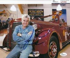 Jay Leno signed Talk Show Host 8x10 photo JSA Authenticated M74926