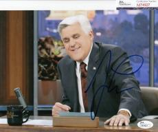 Jay Leno signed Talk Show Host 8x10 photo JSA Authenticated M74927