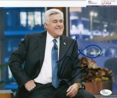 Jay Leno signed Talk Show Host 8x10 photo JSA Authenticated M74928