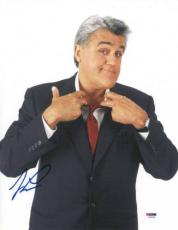 Jay Leno Signed Tonight Show Authentic Autographed 11x14 Photo (PSA/DNA) #U34835