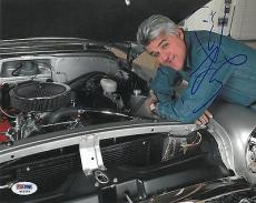 Jay Leno Signed Tonight Show Authentic Autographed 8x10 Photo (PSA/DNA) #H15584
