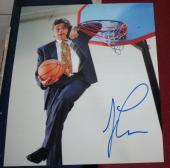 Jay Leno The Tonight Show Comedian SIGNED 8x10 Photo COA Autographed Basketball