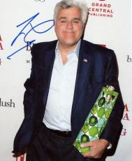 Jay Leno Tonight Show Signed Autographed 8x10 Photo W/coa