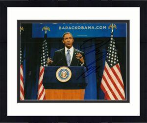 JAY PHAROAH signed (SATURDAY NIGHT LIVE) 8X10 photo *Barack Obama* W/COA #1