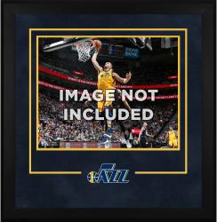 "Utah Jazz Deluxe 16"" x 20"" Frame"