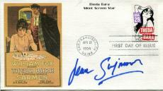 Jean Simmons Guys and Dolls Spartacus 2x Oscar Nominee Signed Autograph FDC