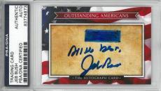 Jeb Bush Signed Autographed 3.5x2.5 Trading Card Slabbed PSA/DNA #83774873