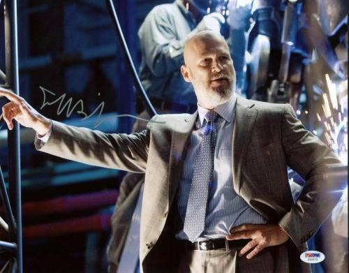 Jeff Bridges Iron Man Signed 11X14 Photo Autographed PSA/DNA #U22273
