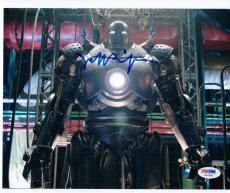 Jeff Bridges signed 8x10 photo PSA/DNA Iron Man Iron Monger Obadiah Stane
