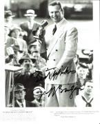 "JEFF BRIDGES ""TUCKER THE MAN AND HIS DREAM"" Signed 8x10 B/W Photo"