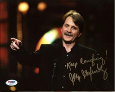 "Jeff Foxworthy Comedian ""Keep Laughing!"" Signed 8X10 PSA/DNA #AA83479"