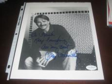 Jeff Foxworthy Comedy Autograph Signed 8.5x11 Photo Jsa