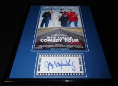 Jeff Foxworthy Signed Framed 11x14 Photo Display Blue Collar Comedy Tour