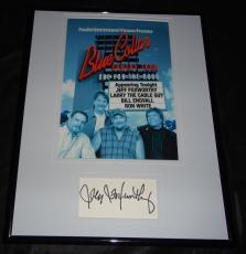 Jeff Foxworthy Signed Framed 11x14 Photo Display JSA Blue Collar Comedy