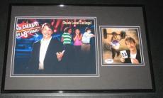Jeff Foxworthy Signed Framed 11x17 Photo Display PSA/DNA