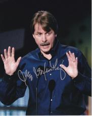 JEFF FOXWORTHY signed *The Smurfs* COMEDIAN 8X10 COA B