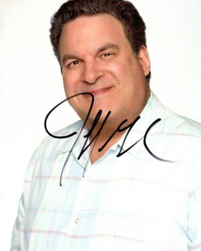 Jeff Garlin Autographed Signed Photo Toy Story 3 UACC RD AFTAL