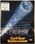 JEFF GARLIN Signed Curb Your Enthusiasm 11x14 Photo Autograph ~ Beckett BAS COA