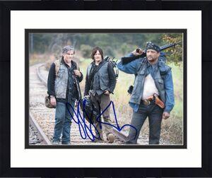 Jeff Kober The Walking Dead Signed 8x10 Photo w/COA