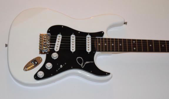 Jeff Skunk Baxter Signed Electric Guitar THE DOOBIE BROTHERS STEELY DAN COA