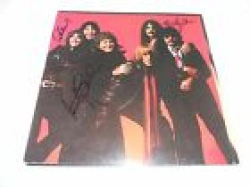 Jefferson Starship  Signed Autographed by 3 Album LP Insert Only PSA Guaranteed