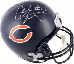 Alshon Jeffery Chicago Bears Autographed Riddell Replica Helmet - Mounted Memories