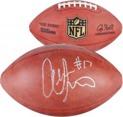 Alshon Jeffery Chicago Bears Autographed Duke Pro Football