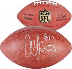 Alshon Jeffery Chicago Bears Autographed Duke Pro Football