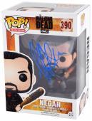 Jeffrey Dean Morgan Autographed Negan The Walking Dead Funko Pop - BAS COA