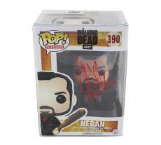 Jeffrey Dean Morgan Signed The Walking Dead Funko Pop! Negan #390