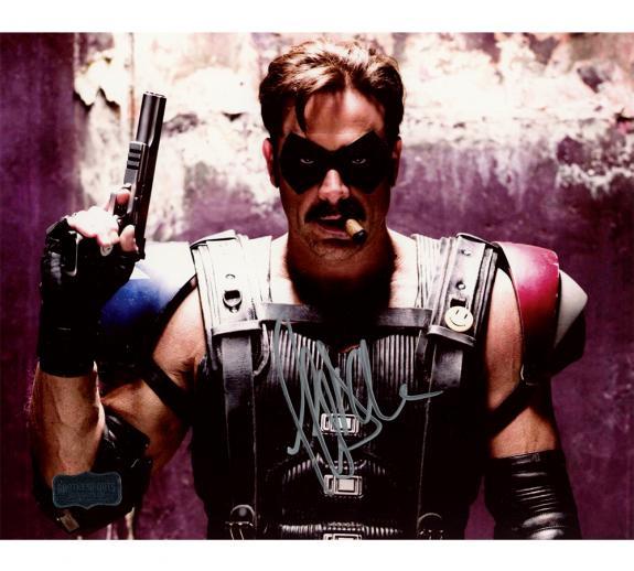 Jeffrey Dean Morgan Signed Watchmen Unframed 8×10 Photo – The Comedian