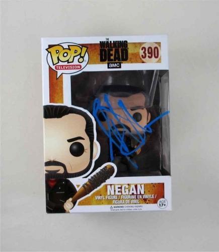 Jeffrey Dean Morgan Walking Dead Autographed Signed 8x10 Photo Certified JSA COA