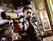 Jeffrey Dean Morgan Watchmen Signed 11X14 Photo PSA/DNA #S33584