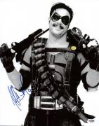 Jeffrey Dean Morgan Watchmen Signed 11X14 Photo PSA/DNA #U23658