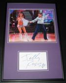 Jeffrey Ross Signed Framed 12x18 Photo Display JSA Dancing with the Stars