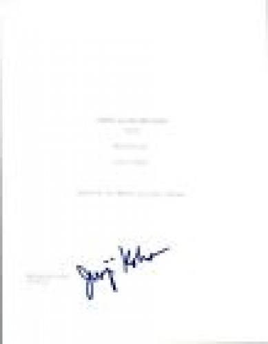 Jenji Kohan Signed Autographed ORANGE IS THE NEW BLACK Pilot Script COA VD