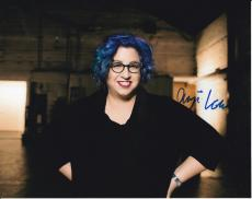 Jenji Kohan signed Orange Is the New Black Writer 8x10 photo W/Coa #1