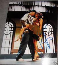 Jenna Dewan & Channing Tatum Autograph Signed Hot Photo