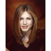 Jennifer Aniston Autographed Celebrity 8x10 Photo