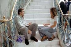 Jennifer Aniston Autographed Signed 12x18 Photo Bruce Almighty PSA/DNA #T14634
